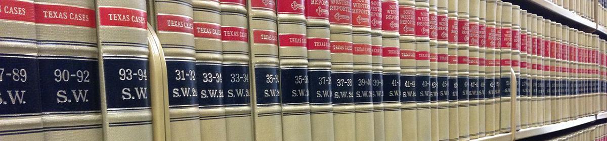 Texas Legal Cases